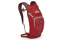 Osprey Viper 5 flashpoint red